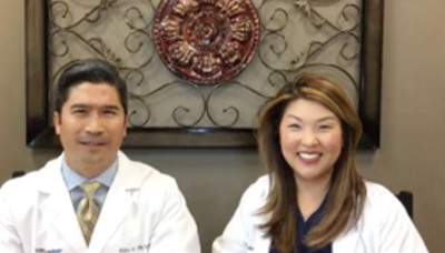 Dr. Walter and Dr. Yeu photo