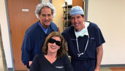Susie cataract surgery